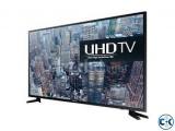 Samsung LED Television JU6000 40 Flat UHD 4K Smart Wi-Fi