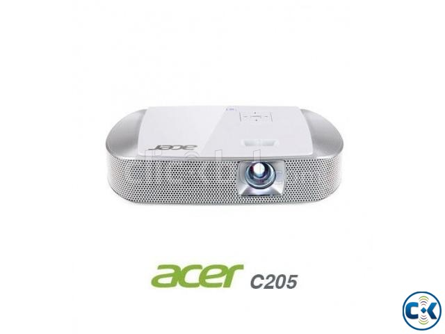 Acer C205 Mini Multimedia Projector | ClickBD large image 0
