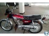 Honda CG 125 Japan