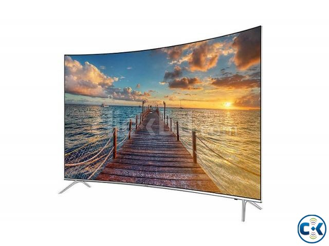 Samsung 55 4K Ultra HD Curved Smart LED TV | ClickBD large image 0