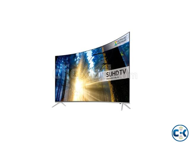Samsung 55 4K Ultra HD Curved Smart LED TV | ClickBD large image 2