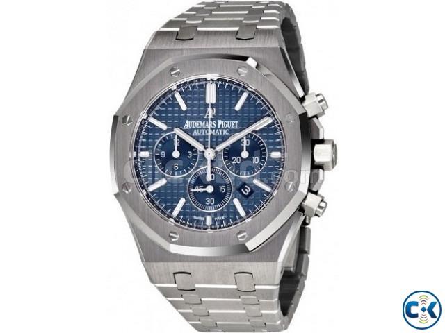 AP Audemars Piguet Royal Oak Chronograph Men s wrist watch | ClickBD large image 0