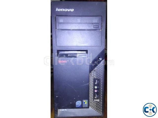 LENOVO THINKCENTRE MT-M 6075 HP LCD 17 Monitor | ClickBD large image 0