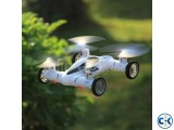 Remote control Flying Car N Quadcopter Drone 2in1 best Gift