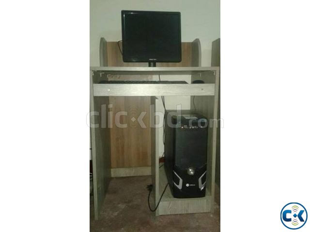 6 Small Computer Table at Very Low Price - Mirpur | ClickBD large image 1