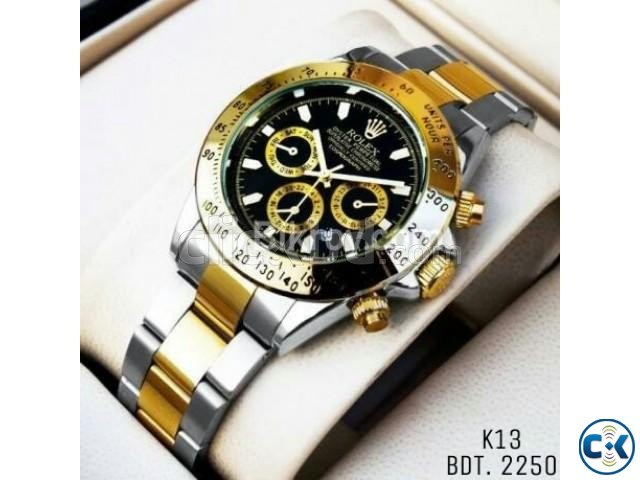 Rolex Wrist Watch | ClickBD large image 0