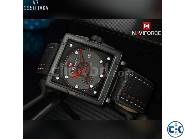 Naviforce Watch BD | ClickBD large image 0