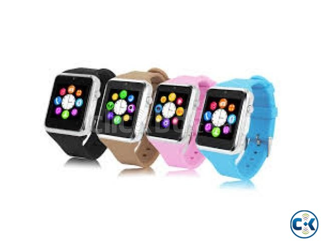 APPLE SMART MOBILE WATCH A1 | ClickBD large image 3