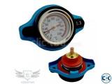 Radiator pressure meter reading cap- Universal fits all car
