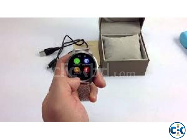 V360 Smart Watch Phone water proof intact Box | ClickBD large image 2