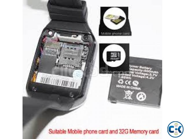 Original Q18s Sim Gear supported Smart Watch intact box | ClickBD large image 2