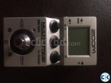 Zoom - Multistomp MS-50MG With Box