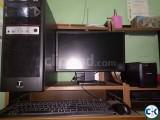 Desktop Computer core i3 4th Generation
