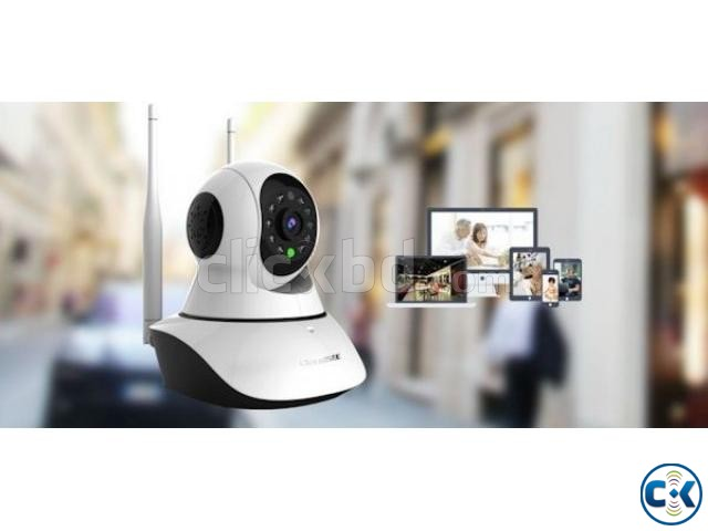 Jovision Wireless WiFi IP Camera | ClickBD large image 0
