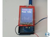 arduino 2.8 tft lcd touch shield