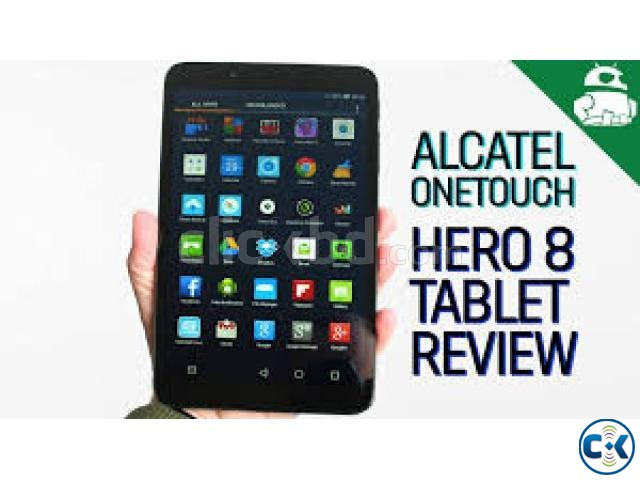 Alcatel One Touch Hero 8 tab 0riginal | ClickBD large image 1