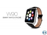 Small image 1 of 5 for Bassoon W90 Smart watch | ClickBD