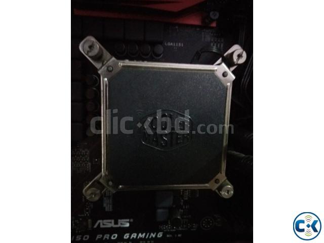 Cooler master Seidon 120V Plus | ClickBD large image 0
