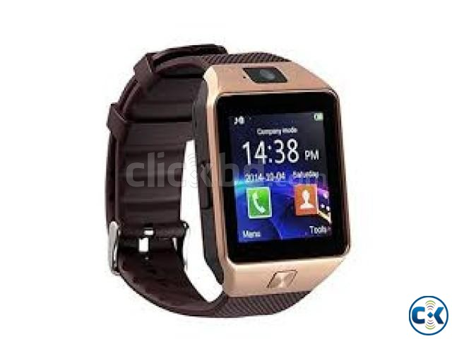 dzo9 smart mobile watch | ClickBD large image 0