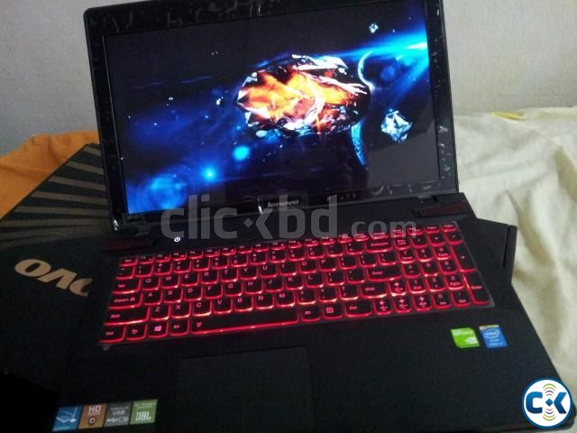 Lenovo Y510P Extreme Gaming Laptop | ClickBD large image 0