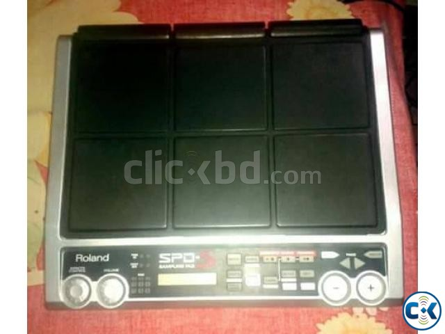 Roland spd -S New condition | ClickBD large image 0