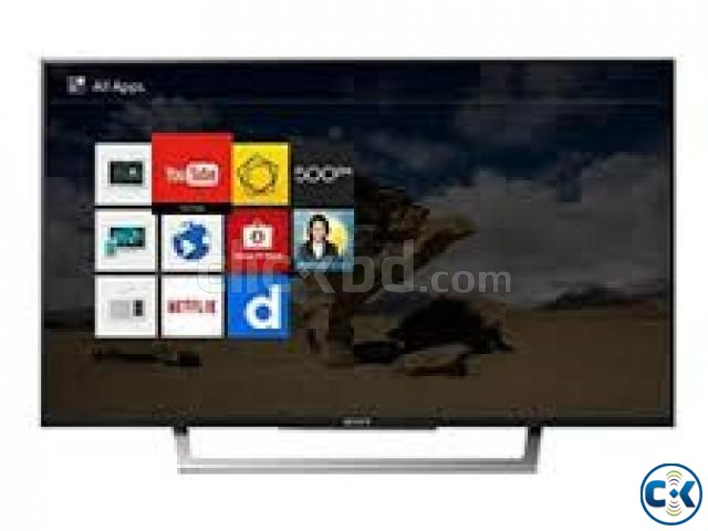 Sony Barvia W600D 32 Inch Wi-Fi Smart LED Television | ClickBD large image 0