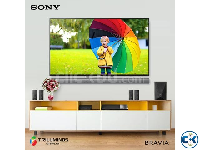 Sony Bravia W750D 43 Inch Wi-Fi Smart LED Television | ClickBD large image 0