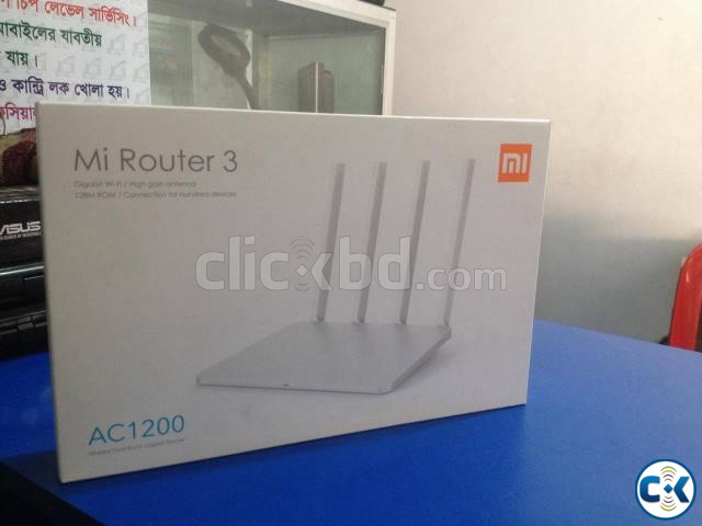 Mi Router 3 | ClickBD large image 1