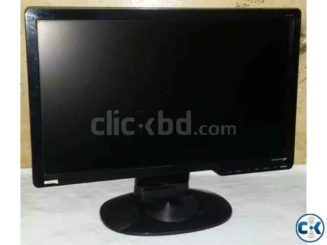 BENQ 19 LCD MONITOR | ClickBD large image 0