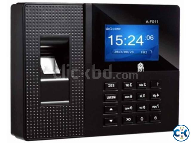 Fingerprint time attendance and access control | ClickBD large image 0