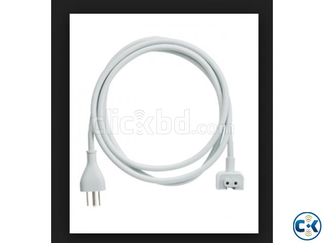 Apple AC Adapter 3-prong Extension Cable | ClickBD large image 1