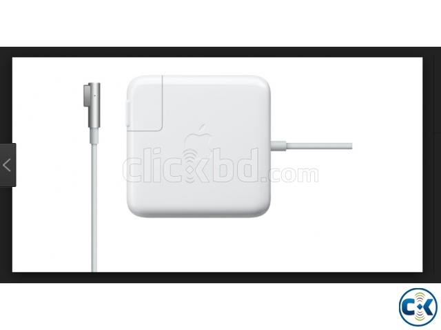 Apple MagSafe 2 AC Adapter | ClickBD large image 0