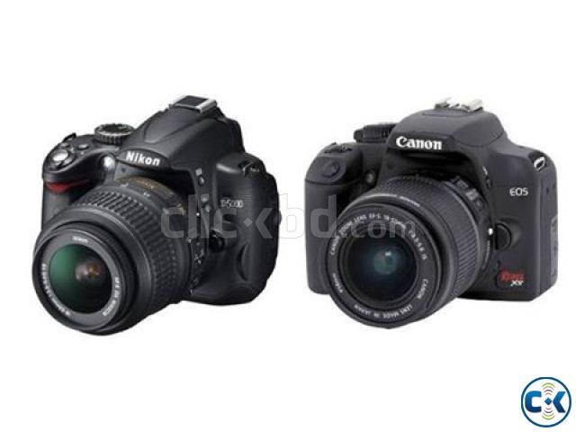 Nikon D3400 DSLR with 18 55 mm lens price in Bangladesh | ClickBD large image 0