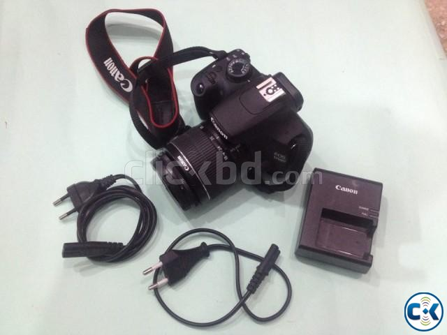 Canon EOS 1200D with 18-55mm Lens Kit | ClickBD large image 0