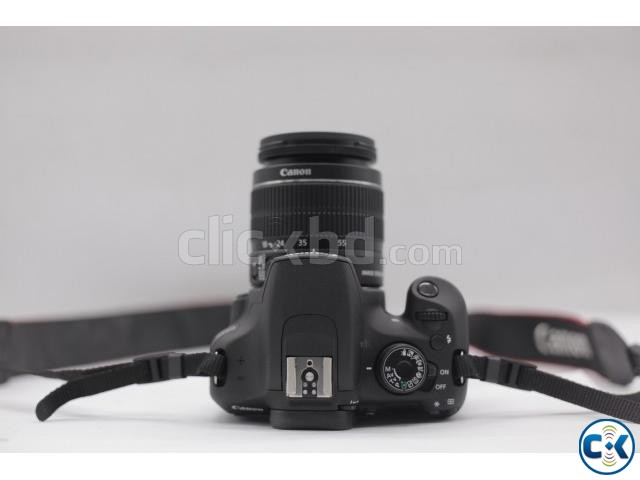 Canon EOS 1200D with 18-55mm Lens Kit | ClickBD large image 3