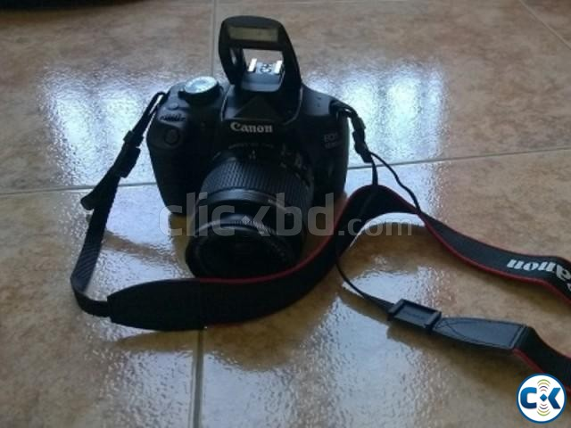 Canon EOS 1200D with 18-55mm Lens Kit | ClickBD large image 4