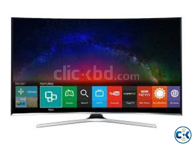 Samsung J6300 48 Inch Curved Wi-Fi Smart FHD LED Television | ClickBD large image 0