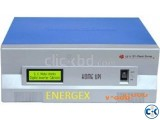 ENERGEX DSP PURE SINE WAVE UPS IPS 1000VA WITH BATTERY.