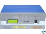 ENERGEX DSP PURE SINE WAVE UPS IPS 1000VA WITH BATTERY.