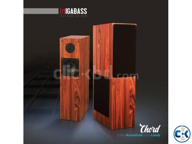 Chord Floorstand tower speaker by Gigabass audio | ClickBD large image 1