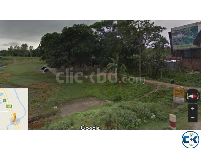 Modern mor Rangpur 139 shotok land | ClickBD large image 0