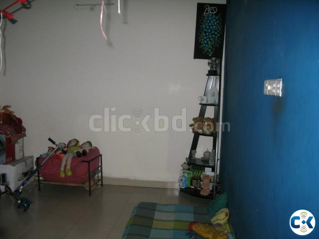 Used 1100 Sft Flat for sale | ClickBD large image 2