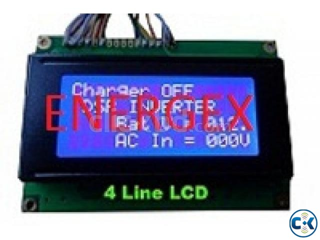 ENERGEX DSP SINEWAVE UPS IPS 3KVA WITH BATTERY 5yrs War. | ClickBD large image 2