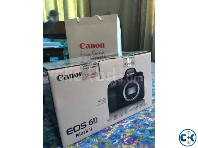 Canon EOS 6D Mark II DSLR Camera Body Only  | ClickBD large image 2