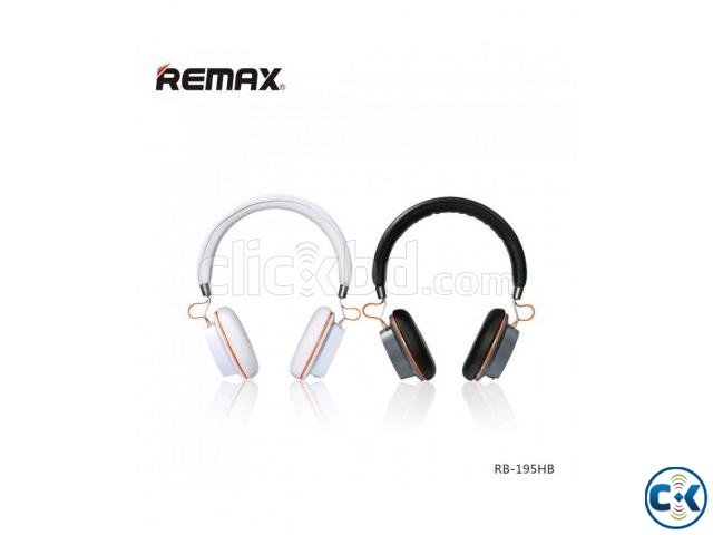 REMAX Bluetooth Headphone with Microphone | ClickBD large image 0