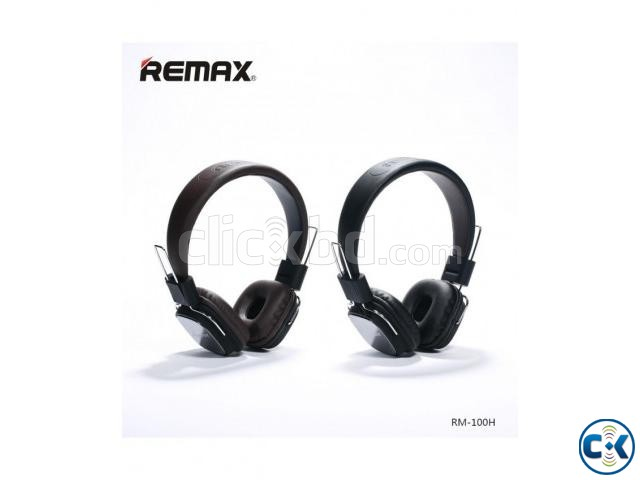 REMAX Bluetooth Headphone with Microphone | ClickBD large image 3