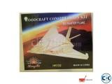 Hong Ri Woodcraft B2 Fighter Plane www.toymoy.com