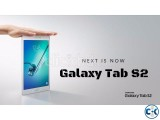 Brand New Samsung Galaxy Tab S2 9.7 Sealed Pack 1 Yr Wrrnt