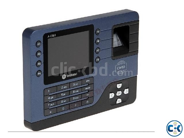 Fingerprint Time Attendance ID IC TCP IP USB 3000Users | ClickBD large image 3
