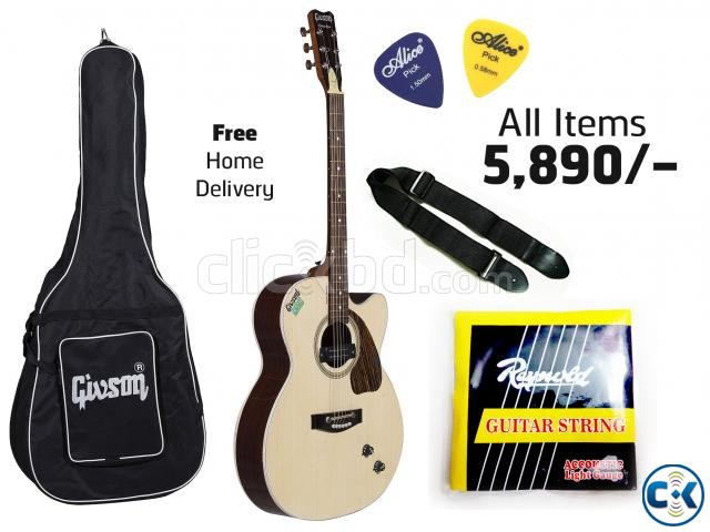 Givson Guitar New  | ClickBD large image 2
